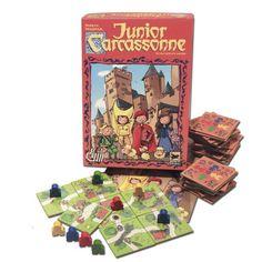 Devir - Carcassonne Junior, juego de mesa (BGJCARCAS)
