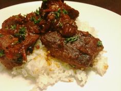 Braised Country-Style Pork