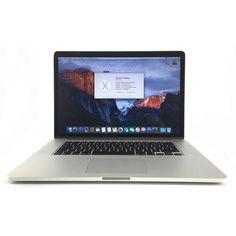 MacBook Pro Retina 15 inch. Slechts 780 draaiuren! Gebruikelijke krasjes bodemplaat, 2.4Ghz i7 processor. Grote SSD! Met 24 maanden garantie, nu voor 1649,- #ikfix #macbook #retina #SSD #occasion #15inch