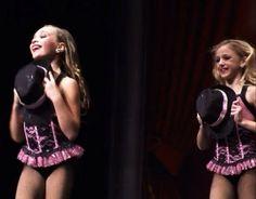 Maddie and Chloe in 'Pink Lemonade' group dance