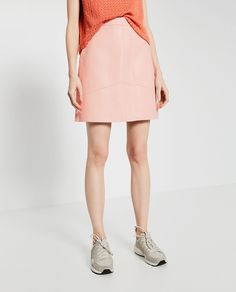 Image 2 of A-LINE SKIRT from Zara