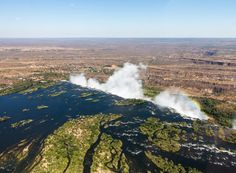 Another magical view of Victoria Falls #victoriafalls