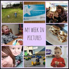Entertaining Elliot: My Week in Pictures - 14th February 2016