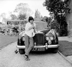 Keith, 1966. photo by Gered Mankowitz