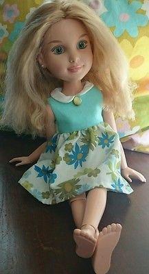 "Fits 18/"" Best Friends Club BFC Ink Doll Clothes Mermaid Dress Ariel Inspired"