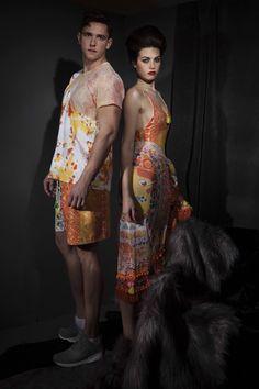Design by Claudia Coito, Contour Fashion BA (Hons)