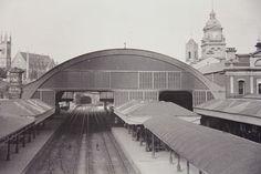 Brisbane's Central Railway Station in 1922 Brisbane Cbd, Brisbane Queensland, Queensland Australia, Historical Photos, Old Photos, Past, History, City, World