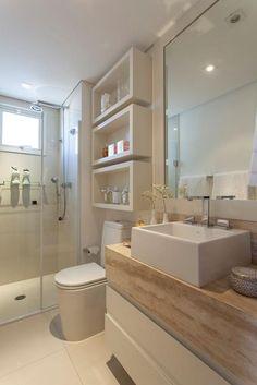 Banheiro legal para quartos: