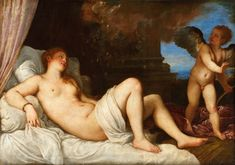 Titian painting 'Danae' to go on display at National Gallery of Art - The Washington Post