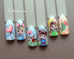 57 Special Summer Nail Designs For Exceptional Look 71