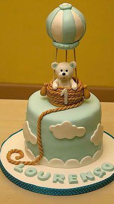Cake 4U2 Take   Ursinho Balão
