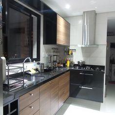 Decor: Cozinha em L - Você precisa decorVocê precisa decor