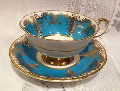 Vintage - English -  Paragon Bone China Cup and Saucer