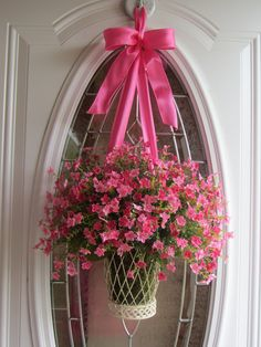 Spring Wreath, Front Door Wreaths, Summer  Wreath, Boxwood Wreath, Valentines Wreath