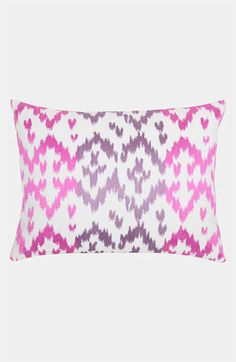 Blissliving Home 'Ikat Orchid' Pillow (Online Only) | Nordstrom on anniversary for edens room