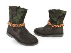 Shoesme Silhouet meisjeslaarzen - Smalle pasvorm - leuke details - loved by Shoesme - maat 20 t/m 35.