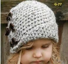 210 mejores imágenes de Gorros para niños y niñas.  27c4260f9b7