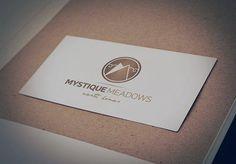 Logo Design for Mystique Meadows, Ladakh