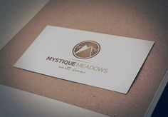 Logo Design for Mystique Meadows, Ladakh