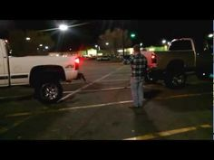 Chevy Truck Owner Gets Owned Cummins turbo 6cyl yea right Dodge got this one right!!