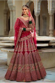 Bridal Lehenga Choli Boutique in London, Canada. Presenting exclusively Lotus pink banarasi silk embroidery work wedding wear lehenga choli by Bridal Ethnic Sabyasachi Lehenga Bridal, Pink Bridal Lehenga, Latest Bridal Lehenga, Indian Bridal Lehenga, Indian Bridal Outfits, Indian Bridal Fashion, Indian Fashion Dresses, Indian Bridal Wear, Latest Bridal Dresses