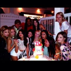 Thank you to @bagatellela for an amazing bday!!!! It's a birthday WEEK! #werk #becauseIcan