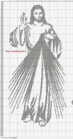 Filet Crochet Charts, Crochet Motifs, Crochet Cross, Cross Stitch Charts, Cross Stitch Designs, Crochet Patterns, Blackwork Patterns, Embroidery Patterns, Cross Stitching