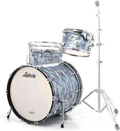 Ludwig Classic Maple Rock Set -52 #ludwig #drums #thomann