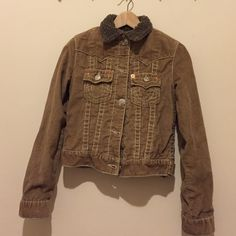 True religion jacket Condition is good and i like it but too small for me. True Religion Jackets & Coats Jean Jackets