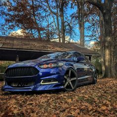 Ford Fusion Custom, 2019 Ford, Ford Focus, Vroom Vroom, Car Stuff, Custom Cars, Ford Mustang, Dream Cars, Automobile