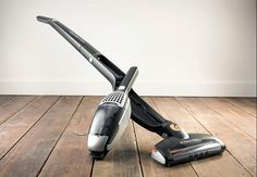 Electrolux Ergorapido: Men do not like vacuum cleaning. But look at this...the Electrolux Ergorapido. The name itself is as elegant as its looks. - Frans, Netherlands