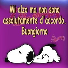 La vita a volte è dura . Sometimes life is tough Good Morning Happy Monday, Good Morning Good Night, Day For Night, Verona, Snoopy Cartoon, Snoopy Quotes, Feelings Words, Life Is Tough, Charlie Brown And Snoopy