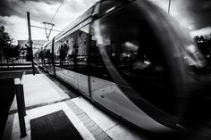 Mirrors and Reflections by Fabrice DENIS on 500px Tramway - Fujifilm X-Tour à Bordeaux