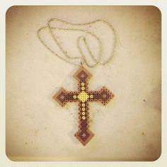 A holy cross.