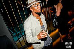 #Nightout #Brixton #hat #Retrosuperfuture #Glasses