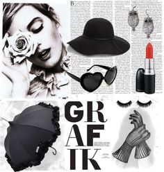 """Graphik"" by diana-luxurygifts on Polyvore"