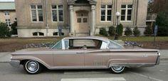 1960 Mercury Parklane 4-Door Hardtop