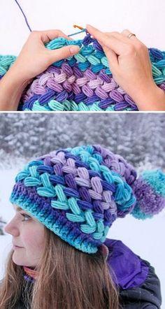 Braid Stitch Crochet Pattern Tutorial
