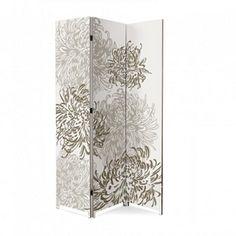 NEXXT® Bota' Triple-Panel Floor Screen - Chrysanthemum - Sears