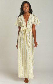 Kendall Maxi Dress ~ Paradise Found   Show Me Your MuMu