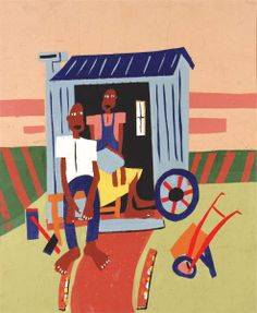 Deep South - William H. JohnsonWilliam H. Johnson More Pins Like This At FOSTERGINGER @ Pinterest