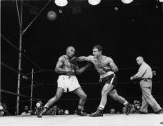rocky marciano, jersey joe walcott, boxing