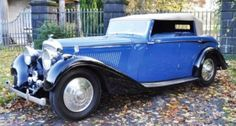 1937 Disappearing-hood Sports Tourer by Hooper (chassis B190LS)