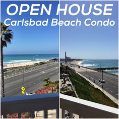 WOW! What a perfect day for an Open House at the beach!