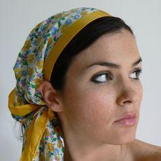 Loving head scarves