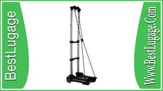 Samsonite Luggage Compact Folding Cart Review