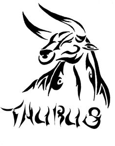 Taurus tattoo. Mess with the bull and get the horns!