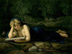 Reading and Art: Antonio da Corregio  Discover the coolest shows in New York at www.artexperience...