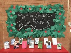 18 Times Libraries Had the Best Holiday Displays Ever