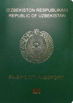 A magical passport cover of Uzbekistan < ° 17 us https://de.pinterest.com/arloopa/live-passport-covers/